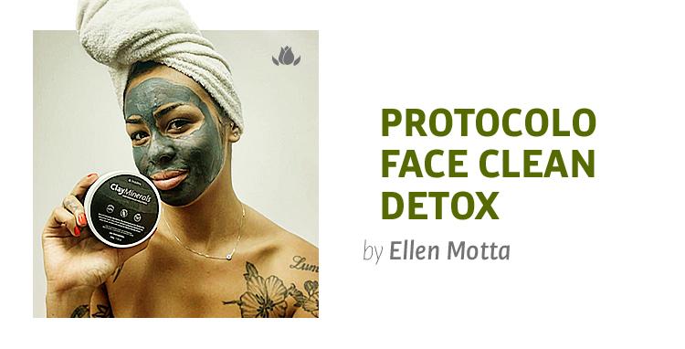 PROTOCOLO FACE CLEAN DETOX - By Ellen Motta
