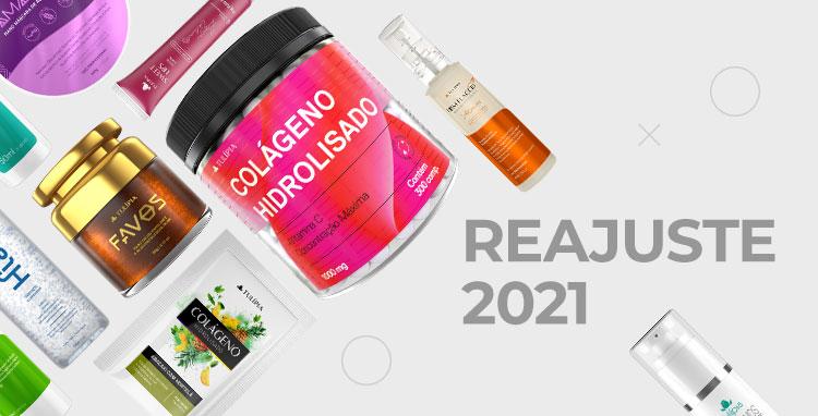Reajuste 2021